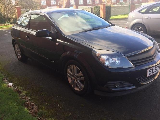 Vauxhall Astra 1.4 petrol 2007