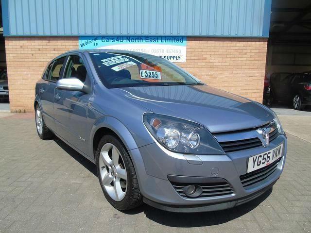 Vauxhall Astra 1.9CDTi 16v SR 5dr iA GREAT FAMILY CAR
