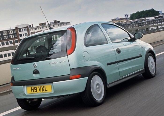 Vauxhall Corsa 1.2 i 16v SXi hatchback 3dr petrol