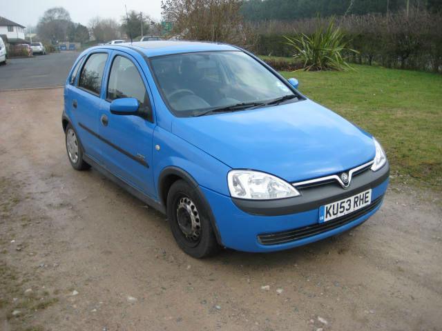 Vauxhall Corsa 1.2i 16v Elegance