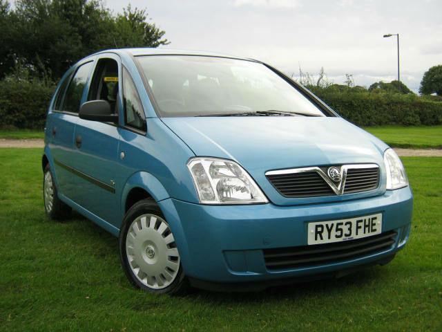 Vauxhall Meriva 1.6i Life