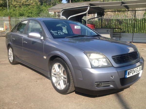 Vauxhall Vectra SRi 2.2i 16v, 04/04 Reg, NEW MOT @