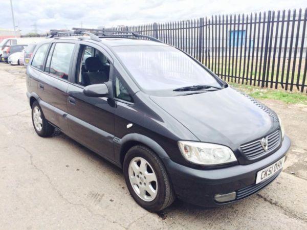 Vauxhall Zafira 2.0DTi 16v 2001 Elegance