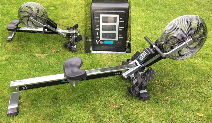 VFit VR2 Rowing Machine
