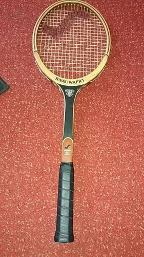 Vintage snauwaert 1970 racket