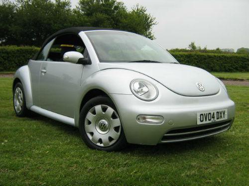 Volkswagen Beetle 1.9TDI Cabriolet/Convertible