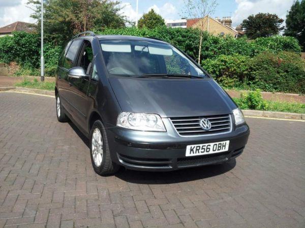 Volkswagen Sharan 2.0 TDI SE, 2006 (56 reg), Diesel,