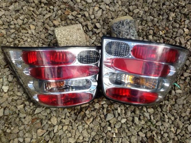 Volkswagen tail lights