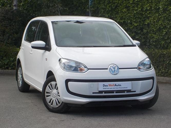 Volkswagen UP 1.0 Move Up 5dr 2015