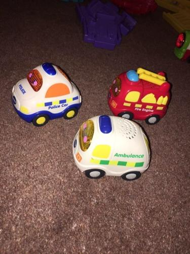 VTech Baby Toot Toot Drivers Emergency Vehicles