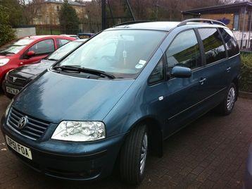 VW Sharan 2L