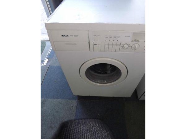 wash machine bosch