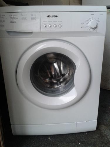 washing machine Bush
