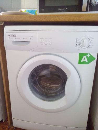 Washing Machine ProAction 6 kgs, purshased 15 months
