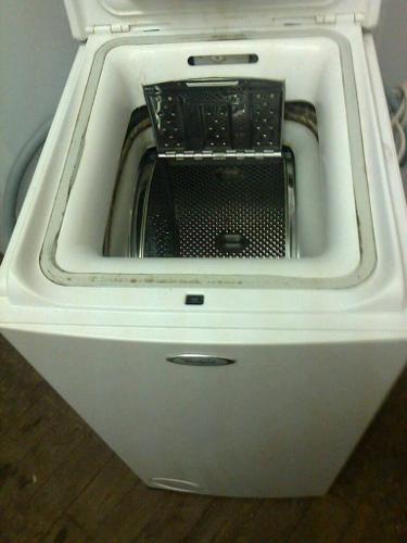 Washing machine, top loading