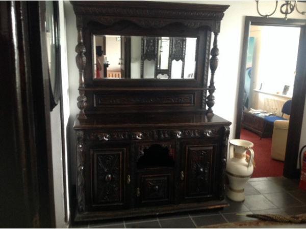 welsh dresser antique