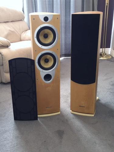 Wharfdale Pacific Evo 30 Floor-standing Speakers