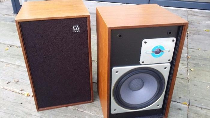 Wharfedale Shelton XP2 Loudspeakers