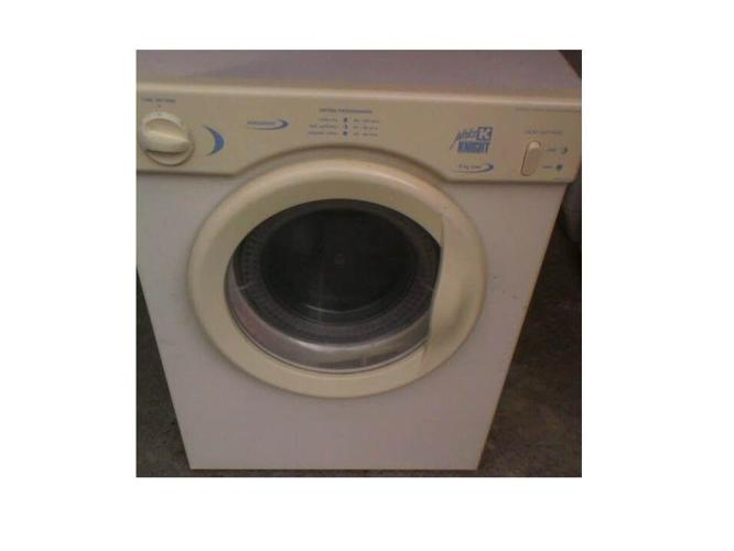 WHITE KNIGHT COMPACT VENTED 3KG TUMBLE DRYER GOOD