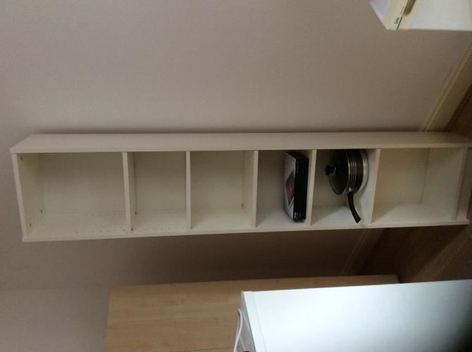 White Storage Ikea