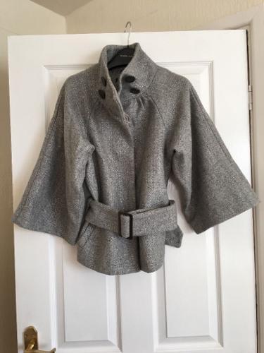 Women's Grey winter jacket Size XS