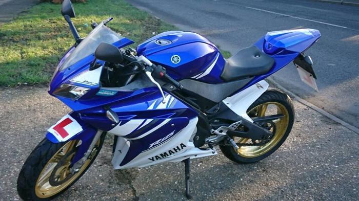Yamaha 125 yzf