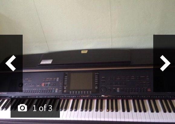 Yamaha clavinova 307