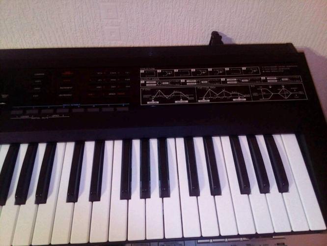 Yamaha Roland D50