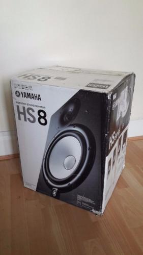 Yamaha SH8 Single Speaker/Monitor