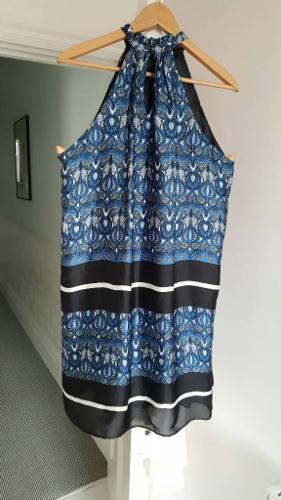 Zara dress size L fully lined