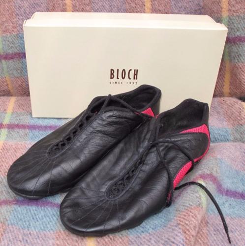 Zumba Bloch Dance Shoes Brand new