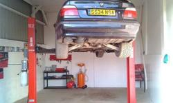 SELF SERVICE GARAGE (DIY WORKSHOP) ABERDEEN (Cammachmore): Has your car failed MOT or needs some works done? You have the skills, just need the space , maybe lift your car up to get better access and some tools? You can hire our workshop equipped with