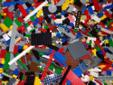 1kg of Genuine Lego Bricks Your pack will be made up