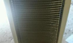 1200w halogen heater with the options of 3 settings of