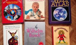 12 German books only for £35 1- Vorschule Icch lerne