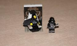 LEGO Star Wars Final Duel I 7200 Set includes