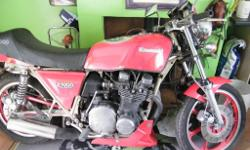 1980 Z1000 EFI in need of complete restoration, my