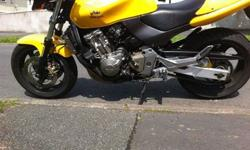 listing for a friend the bike is in brecon Honda cb600f