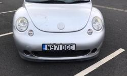 2000 Volkswagen Beetle Full V5 Excellent condition 4