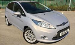 Phone:07966 265653 2010/61 Ford Fiesta 1.4 ( 96ps )