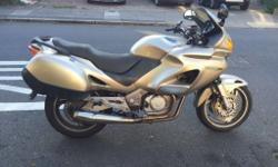 2001 Honda ntv 650 Deauville Came in on a px 23k on the