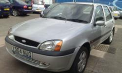 2001 Y FORD FIESTA 1.2 FREESTYLE 5DR ,POWER STEERING