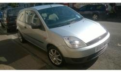 Ford Fiesta LX 1.25i silver - Great Runner Around!
