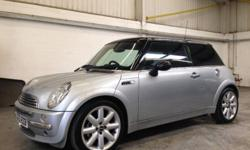 Phone:0741 5518642 2003 03 reg MINI HATCH COOPER 1.6