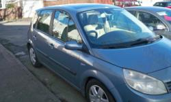 2004/54 PLATE RENAULT SCENIC 1.9DCI EXSPRESSION IN VERY