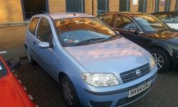 Fiat Punto Dynamic 8V Hatchback in Great condition for