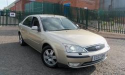 � Ph 07930 653 716 � '53' 2004 FORD MONDEO 2.0 TDCI