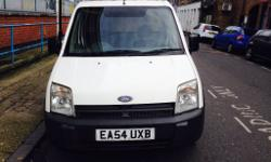 2004 FORD TRANSIT CONNECT YEAR MOT PAS ABS ALARM