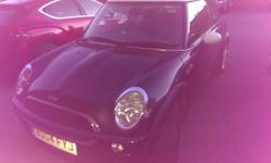 2004 (04) Mini One 1.6 Tested till End of May 2016 104k