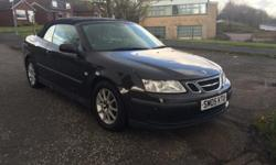 2005- 05 SAAB 93 2.0 LINEAR TURBO AUTOMATIC LOTS OF